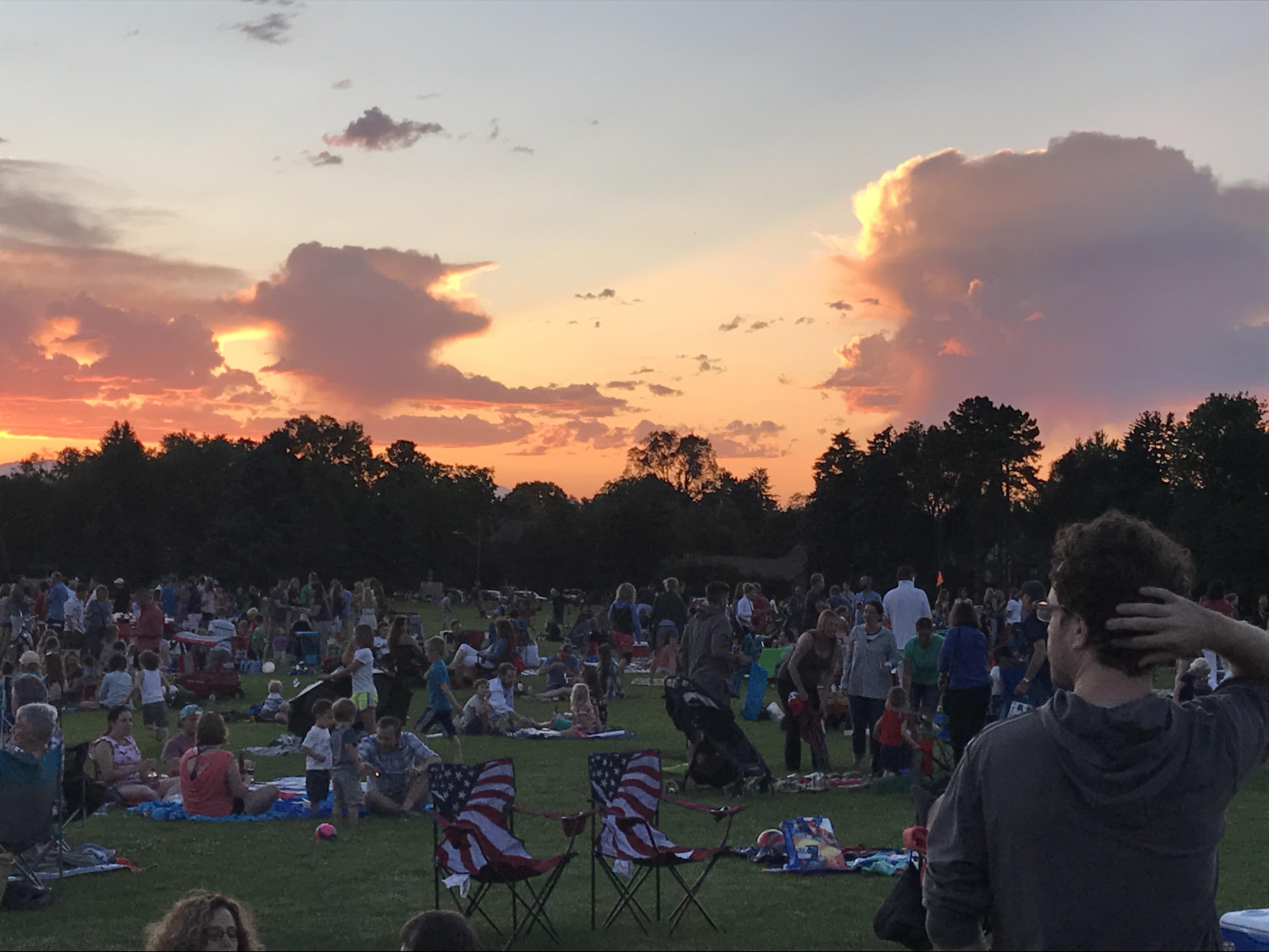 Cranmer Park July 2017