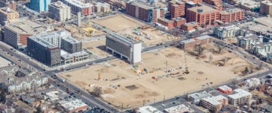 University Of Colorado Health Sciences Center >> 9 Co Redevelopment Of Former Cu Health Sciences Center Cranmer